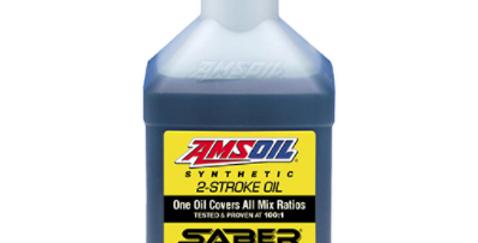 AMSOIL SABER - 2 Stroke Oil