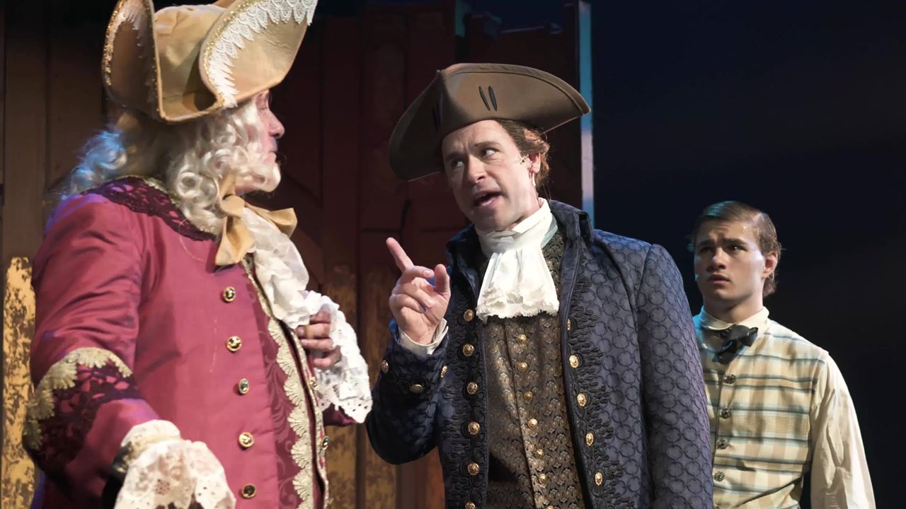 Treasure Island - Fulton Theatre Promo