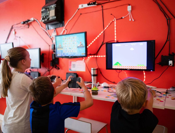 Digital Playscape: Free STEAM Learning Center