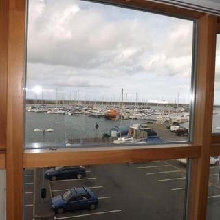 Old marina view