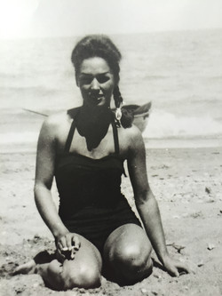 Gramma Bunny - Vintage Chicago Beach