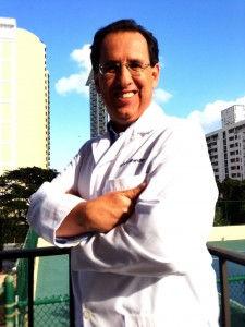 Roberto Samudio safe food