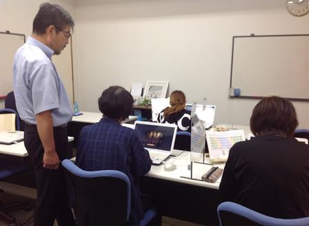 パソコン村島原教室 委託雇用訓練スタート
