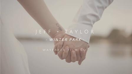 Jeff + Taylor's Wedding - Winter Park, FL