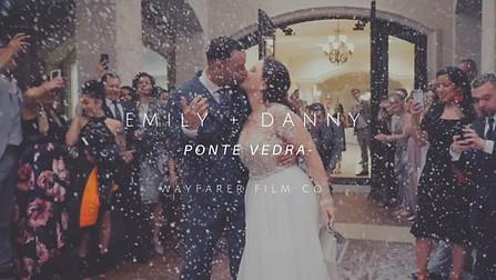 Emily + Danny's Wedding - Ponte Vedra Beach, FL