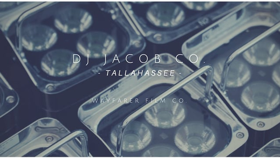 DJ Jacob Co - Tallahasse