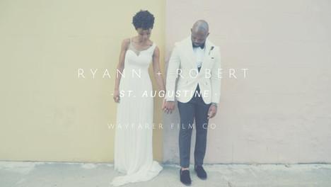 Ryann + Robert's Wedding - St. Augustine, FL