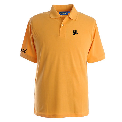 Retro Gold N. Soul Fist4 Polo