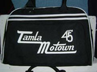 Tamla Motown Bowling Bag