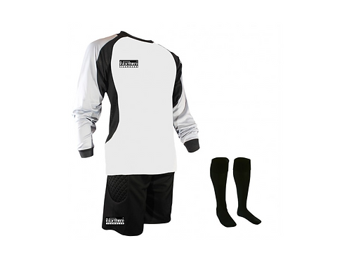 Teamwear G/Keeper Silver/Black