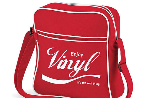 Enjoy Vinyl Flight Bag