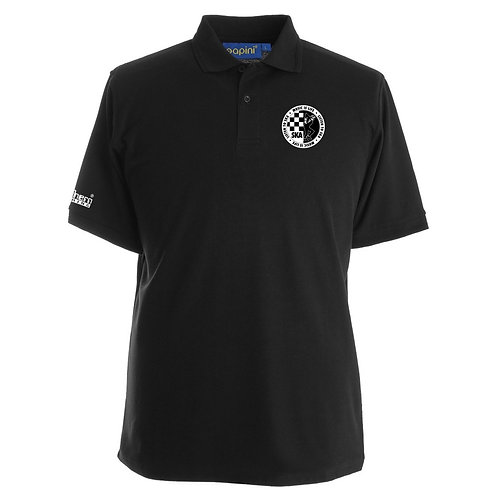 Ska Polo Shirt Black