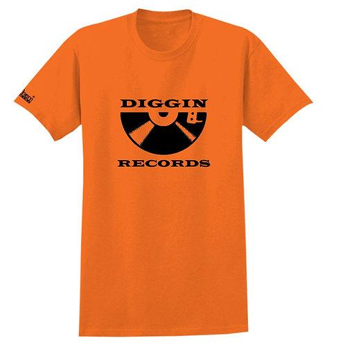 Diggin Records T Shirt