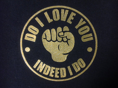 Indeed I Do Ladies T-Shirt