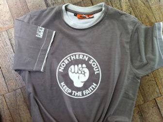 Mocha Fist Mens T Shirt