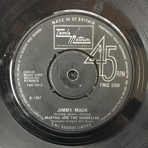 Martha Reeves & the Vandellas. 'Jimmy Mack'