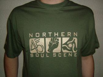 Triple Soul Mens T Shirt
