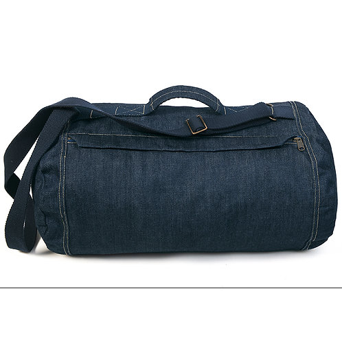 Denim Northern Soul Duffle Bag