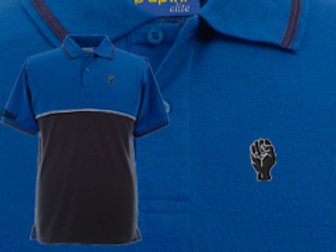 Discreet Fist Polo Royal/Navy