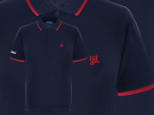 Retro N. Soul Fist4 Polo