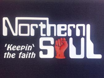 Keepin The Faith Ladies T-Shirt