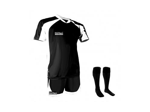 Teamwear Training Kit Black/White