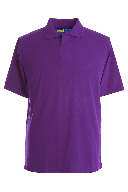 Purple Polo Shirt From