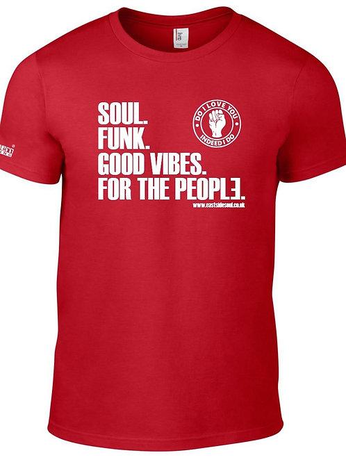 Soul/Funk I Do T-shirt