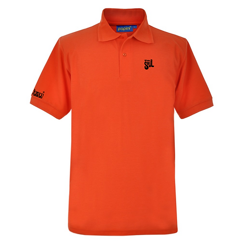Retro Tangerine N. Soul Fist4 Polo