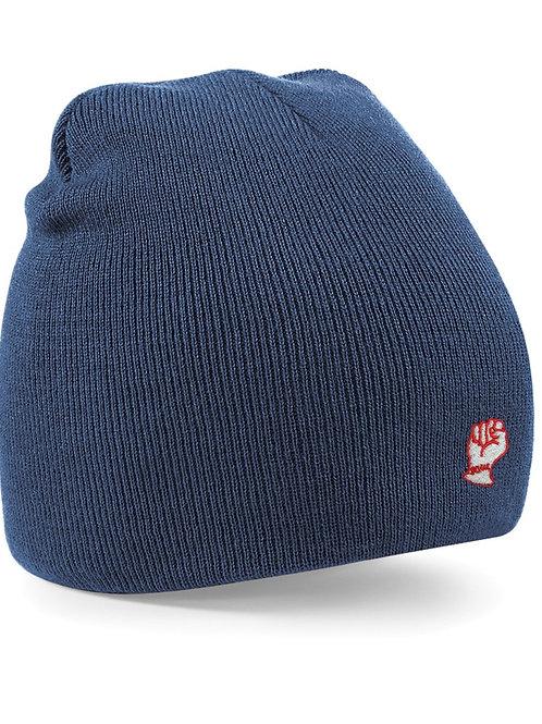 Discreet Fist Beenie Hat