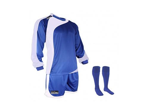 Teamwear Champions kit Royal/White