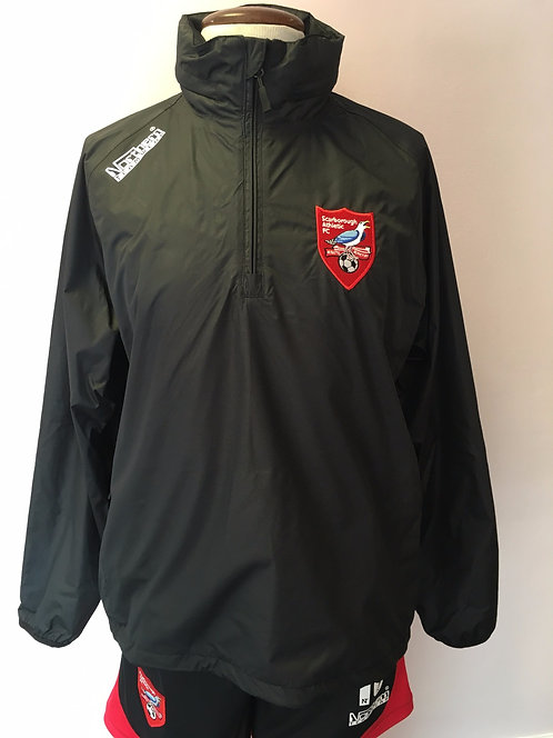 Teamwear waterproof 1/4 Zip Jacket