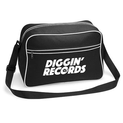 Diggin' Records Shoulder Bag