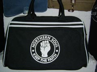 Northern Soul Bowling Bag