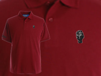 Discreet Fist Polo Wine