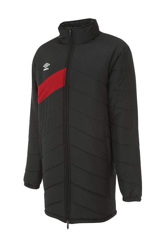 UMBRO TRAINING PADDED JACKET FROM £28.50