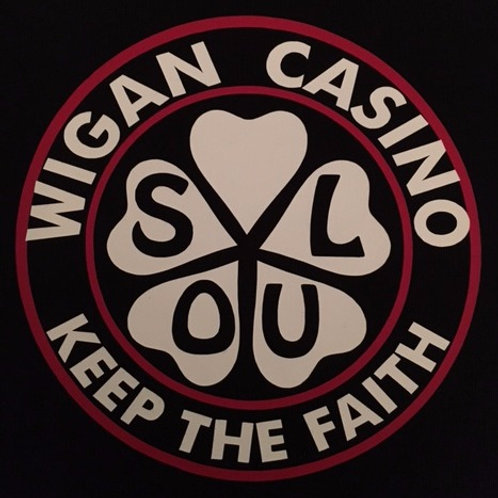 Wigan Casino Mens T