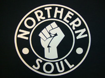 N. Soul Retro Fist  T Shirt
