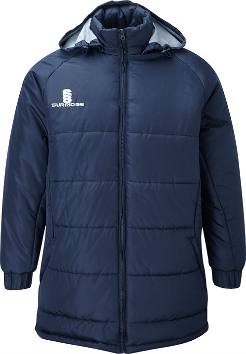 New Padded Jacket From 49.50