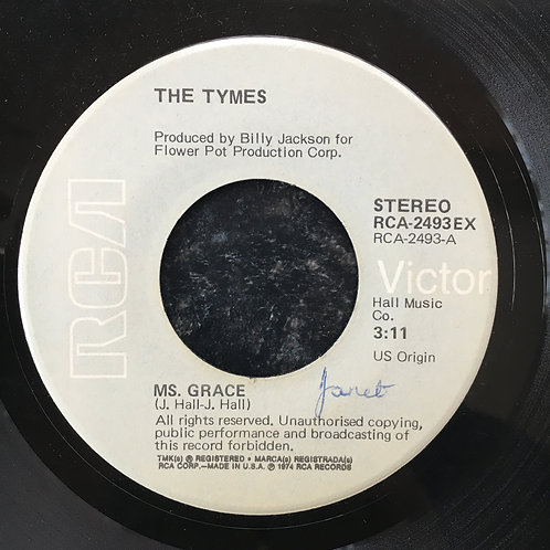 The Tymes. 'Ms Grace'