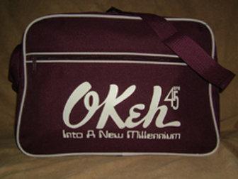 Okeh Retro Nighter Bag