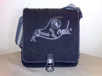 Bag Of Soul Embroided Canvas Bag