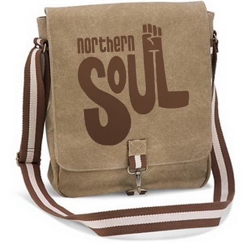 N. Soul Fist 4 Canvas Bag