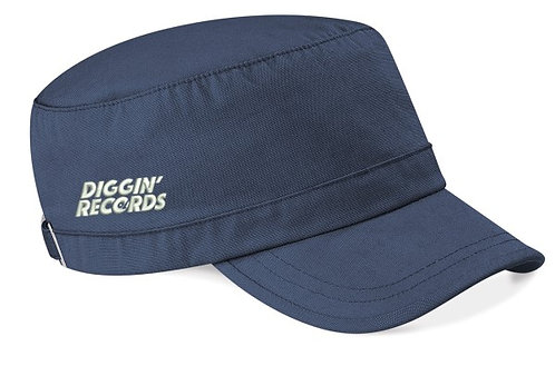Diggin' Records Caps