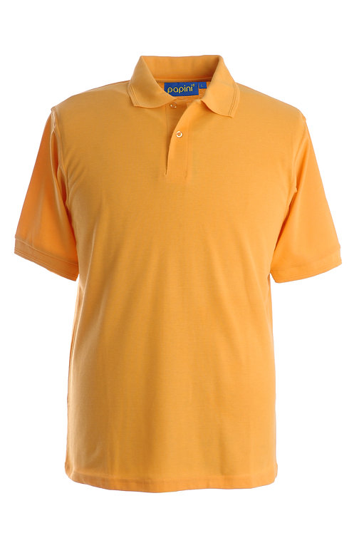 Gold Polo Shirt From