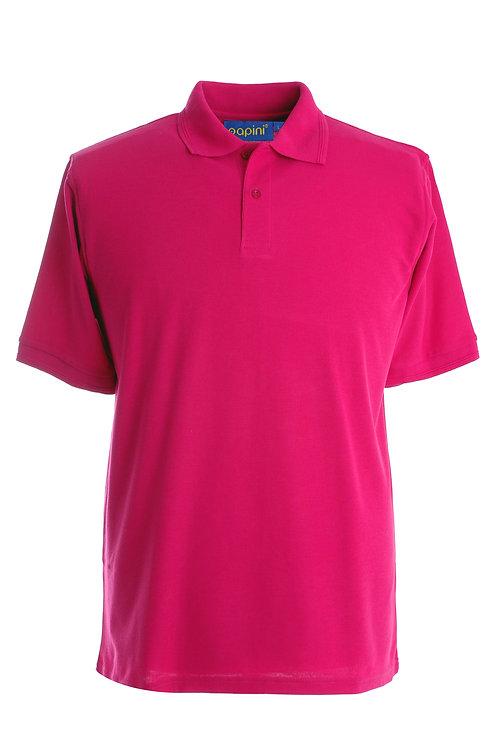 Fuchia Polo Shirt From