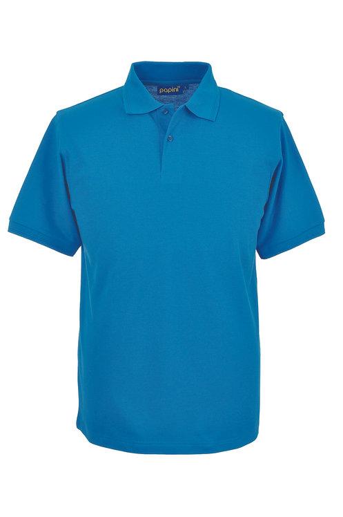 Cyan Polo Shirt From