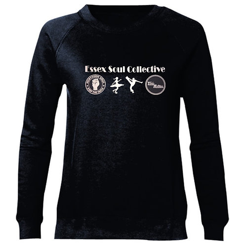 The Essex Soul Collective Ladies Sweatshirt