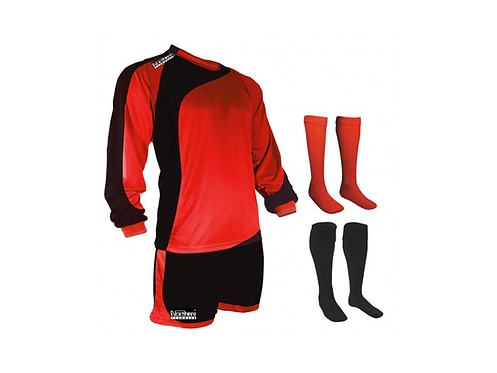 Teamwear Champions kit Red/Black