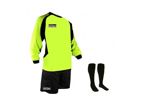 Teamwear G/Keeper Bright Green/Black